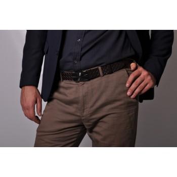 Мужские ремни из натуральной кожи «Ремарт»